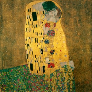 Gustav Klimt ~ The Kiss