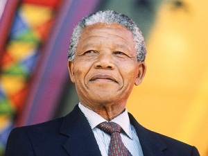 """As I walked out the door toward the gate that would lead to my freedom, I knew if I didn't leave my bitterness and hatred behind, I'd still be in prison."" ~ Nelson Mandela"