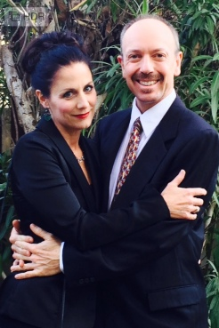 Trina and Cutty 2 - 2014 Bat Mitzvah