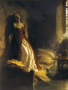 "John White Alexander – ""Portrait of Annie Russell"" (1900)"