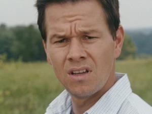 Confused Mark Wahlberg