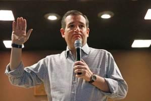 Ted Cruz Spanks